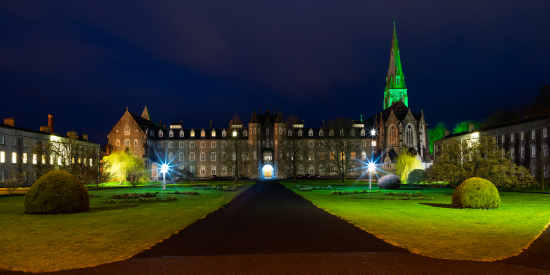 IO_GlobalGreen Maynooth campus 2021 - Complete St Joseph's Square