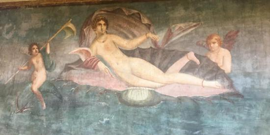 Depiction of Venus