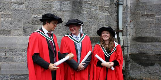 11th September Graduation - Maynooth University
