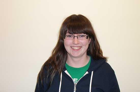 Dept of Maths & Stats - Aisling McGlinchey