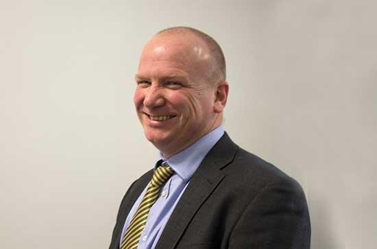 Director of Development - Michael Rafter - Maynooth University